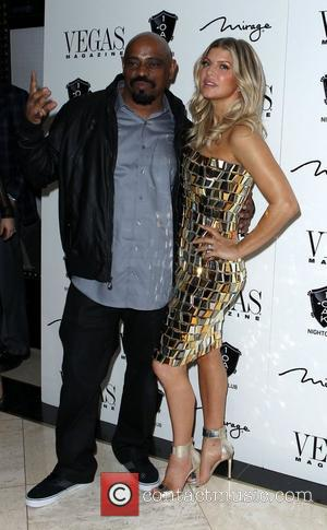 Sen Dog and Fergie, real name Stacey Ferguson,  The New Year's Eve party at 1 OAK at The Mirage...