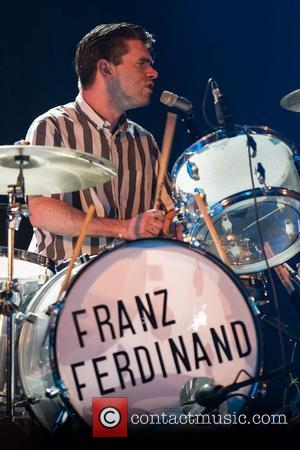 The Right Thoughts, Right Words, Right Action For Franz Ferdinand: Not Breaking Up