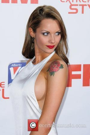 Jessica Jane Clement FHM 100 Sexiest Women in the World 2012 Party held at the Proud Cabaret - Arrivals....