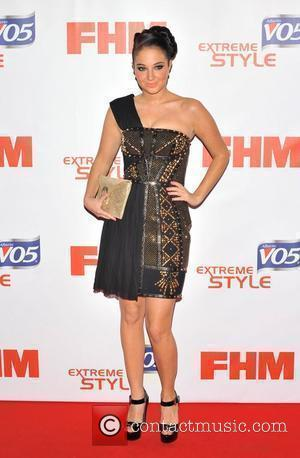 Tulisa Contostavlos FHM 100 Sexiest Women in the World 2012 Party held at the Proud Cabaret - Arrivals. London, England...