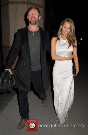 Lee Stafford and Jessica-Jane Clement,  leaving FHM's 100 Sexiest Women In The World 2012 party at Proud Cabaret. London,...