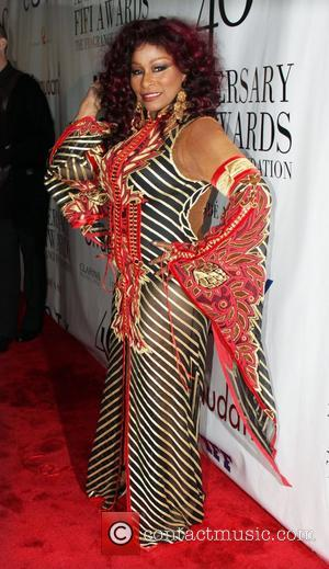 Chaka Khan 40th Annual Fifi Awards held at Lincoln Center - Red Carpet New York City, USA - 21.05.12