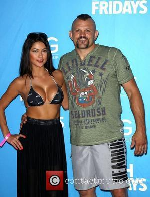 Arianny Celeste, Chuck Liddell UFC Fight Week Pool Party at The Palms Casino Hotel. Las Vegas, Nevada - 05.07.12