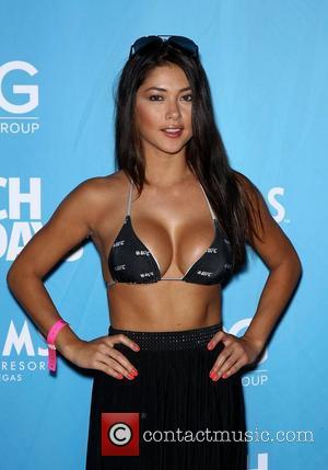 Arianny Celeste UFC Fight Week Pool Party at The Palms Casino Hotel. Las Vegas, Nevada - 05.07.12