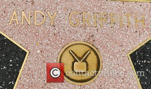 Walk Of Fame, Andy Griffith