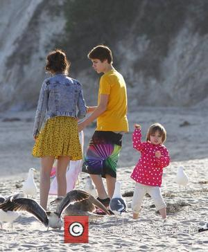 File Photo, Victoria Secret and Malibu Beach