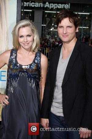 *file photo* * FACINELLI & GARTH TO DIVORCE TWILIGHT star PETER FACINELLI and his actress wife JENNIE GARTH are to...