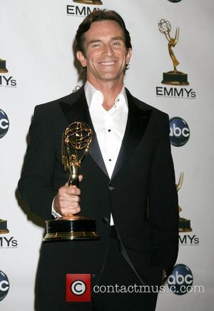 *file photo* * PROBST MARRIES IN LOS ANGELES U.S. TV personality JEFF PROBST is a married man after exchanging vows...