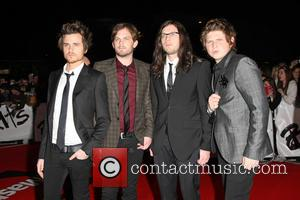 File Photo Kings, Leon, Nathan Followill and New Year