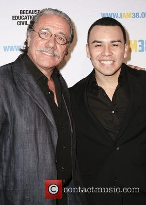 Edward James Olmos Heaps Praise On Tragic Rivera's Acting Talents