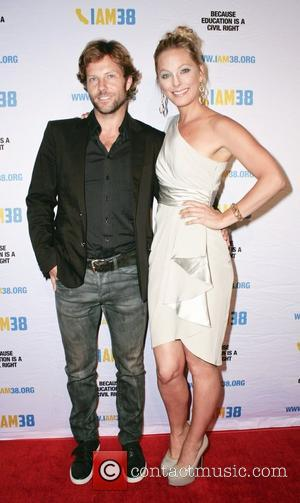 Jamie Bamber and Anastasia Griffith 'Filly Brown' Screening at the Egyptian Theatre Los Angeles, California - 09.10.12