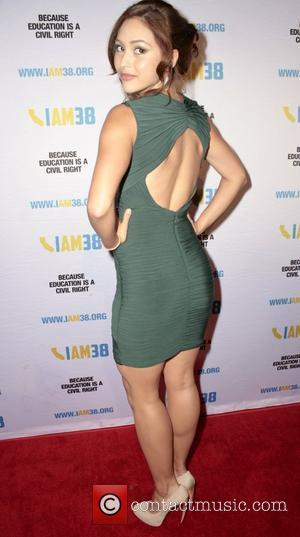Lindsey Morgan 'Filly Brown' Screening at the Egyptian Theatre Los Angeles, California - 09.10.12