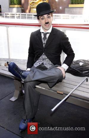 Rob Mcclure, Broadway, Chaplin, Rockefeller Center, First Skate and The Rink