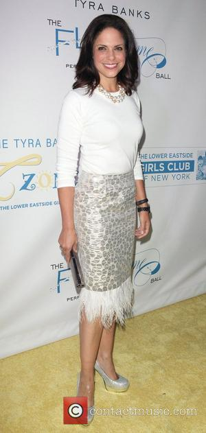 Soledad O'Brien,  at The Flawsome Ball For The Tyra Banks TZONE at Capitale. New York City, USA - 18.10.12