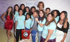 Tyra Banks and Girls
