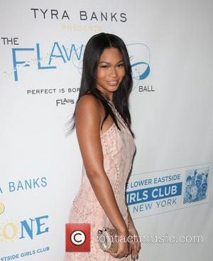 Chanel Iman at The Flawsome Ball For The Tyra Banks TZONE at Capitale. New York City, USA - 18.10.12