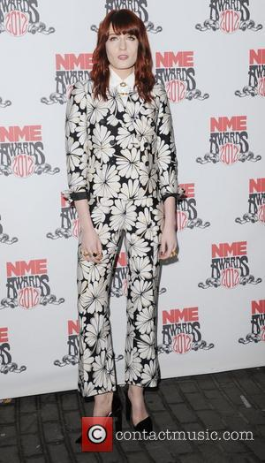 Florence Welch, NME and Brixton Academy