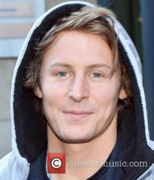 English singer/songwriter Ben Howard at Today FM studios ahead of his sold out concert at The Olympia Theatre tonight, Dublin,...