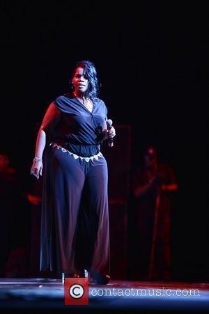 Kelly Price Forever R&B Concert series held at the BankUnited Center Coral Gables, Florida - 22.09.12