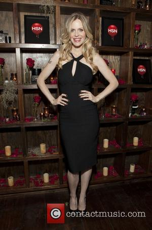 Kristin Bauer Van Straten Forsaken Spa Celebrate the launch of The Forsaken Beauty Collection inspired by True Blood held at...