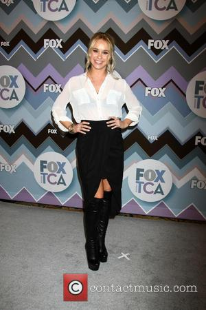 Becca Tobin FOX TV 2013 TCA Winter Press Tour at Langham Huntington Hotel  Featuring: Becca Tobin Where: Pasadena, Los...