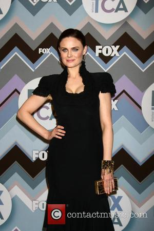 Emily Deschanel Backing Dairy Boycott