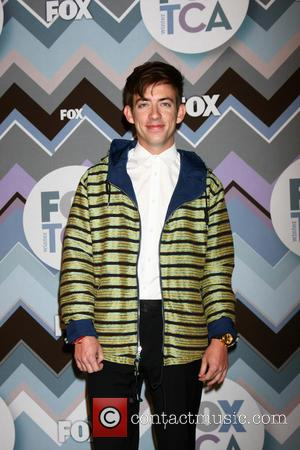 Kevin McHale FOX TV 2013 TCA Winter Press Tour at Langham Huntington Hotel  Featuring: Kevin McHale Where: Pasadena, Los...