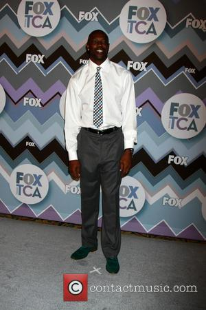 Terrell Owens FOX TV 2013 TCA Winter Press Tour at Langham Huntington Hotel  Featuring: Terrell Owens Where: Pasadena, Los...