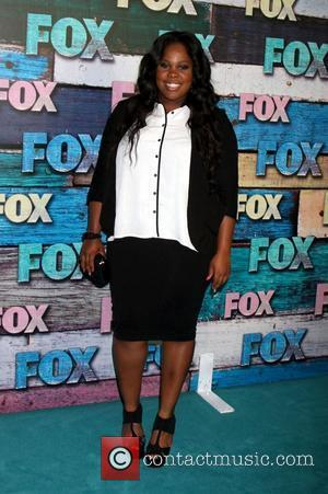 Amber Riley Fox All-Star party held at Soho House - Arrivals Los Angeles, California - 23.07.12
