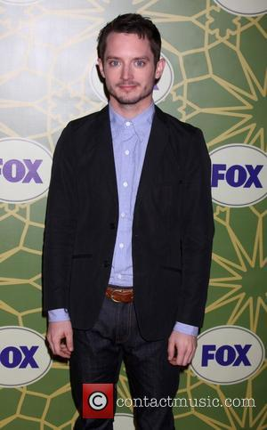 Elijah Wood Fox 2012 All Star Winter Party at The Green Castle - Arrivals Los Angeles, California - 08.01.12