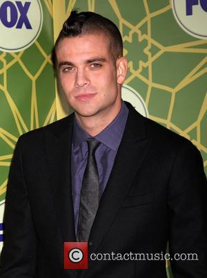 Mark Salling  Fox 2012 All Star Winter Party at The Green Castle - Arrivals Los Angeles, California - 08.01.12