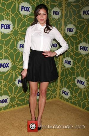 Michaela Conlin  Fox 2012 All Star Winter Party at The Green Castle - Arrivals Los Angeles, California - 08.01.12