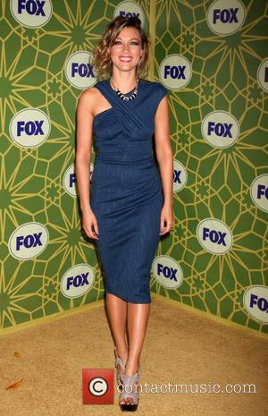 Natalie Zea  Fox 2012 All Star Winter Party at The Green Castle - Arrivals Los Angeles, California - 08.01.12