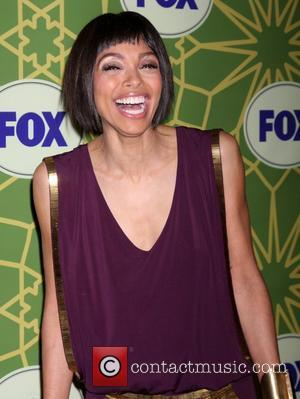 Tamara Taylor Fox 2012 All Star Winter Party at The Green Castle - Arrivals Los Angeles, California - 08.01.12