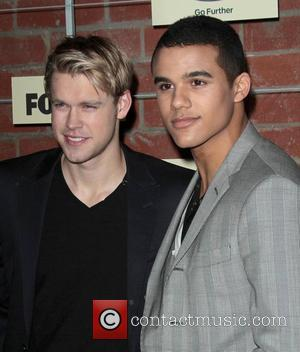 Chord Overstreet, Jacob Artist  FOX Fall Eco-Casino Party at The Bookbindery Culver City, California - 10.09.12