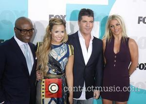 The X Factor, Britney Spears, Demi Lovato, Simon Cowell and X Factor