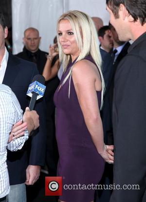 Britney Spears  2012 Fox Upfront Presentation held at the Wollman Rink - Arrivals New York City, USA, 14.05.12