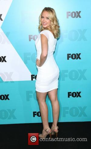 Anna Camp 2012 Fox Upfront Presentation held at the Wollman Rink - Arrivals New York City, USA, 14.05.12