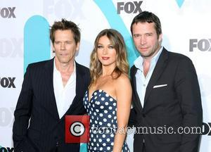 Kevin Bacon, James Purefoy and Natalie Zea