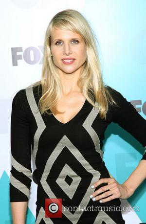 Lucy Punch  2012 Fox Upfront Presentation held at the Wollman Rink - Arrivals New York City, USA, 14.05.12