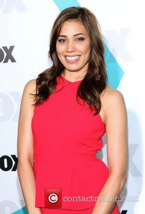 Michaela Conlin  2012 Fox Upfront Presentation held at the Wollman Rink - Arrivals New York City, USA, 14.05.12