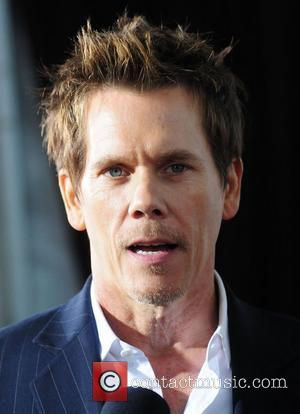 Kevin Bacon 2012 Fox Upfront Presentation held at the Wollman Rink - Arrivals New York City, USA - 14.05.12