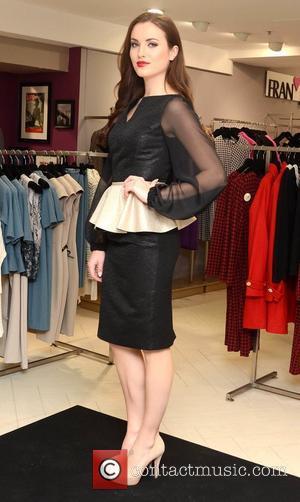 Holly Carpenter Fashion brand 'Fran & Jane' celebrate 10th anniversary at Arnotts   Dublin, Ireland - 10.11.12.