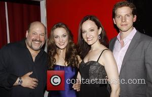 Laura Osnes and Stark Sands