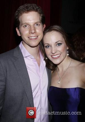 Stark Sands and Laura Osnes