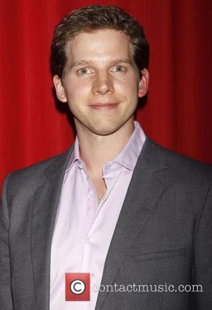 Stark Sands  backstage at the 'Frank Wildhorn and Friends' concert, held at Birdland Jazz Club New York City, USA...