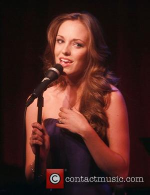 Laura Osnes 'Frank Wildhorn and Friends' concert, held at Birdland Jazz Club - Performance  New York City, USA –...