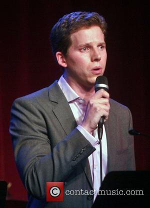 Stark Sands 'Frank Wildhorn and Friends' concert, held at Birdland Jazz Club - Performance  New York City, USA –...