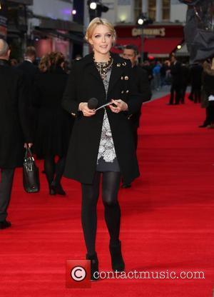 Lauren Laverne 56th BFI London Film Festival- Frankenweenie premiere - Arrivals London, England - 10.10.12