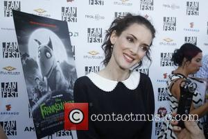 Winona Ryder Fantastic Fest's opening night World Premiere screening of 'Frankenweenie' held at the Alamo Drafthouse Lamar theatre Austin, Texas...